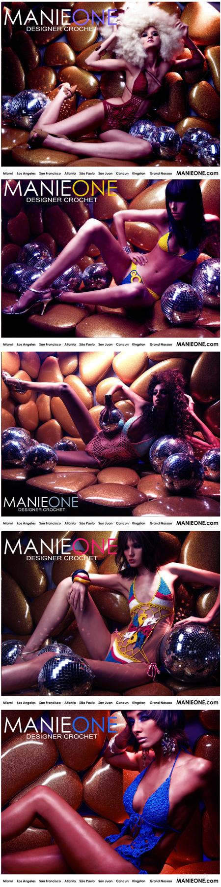 Miami May 06, 2008 Manie One/Shamayim Spring 08 Ads Shot by SHAMAYIM