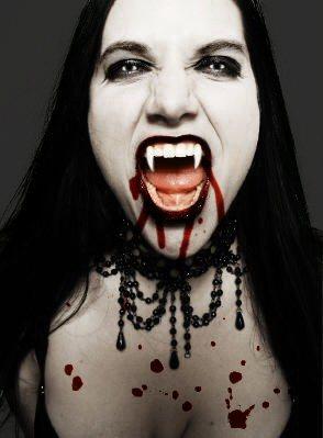May 06, 2008 Vampires by Alana