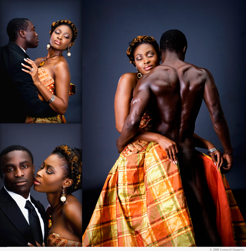 Male and Female model photo shoot of muum 2007, -Dee- and Frank Mensah by Leonard Imagery - Men in Vancouver, makeup by YOUR FACE MY ART
