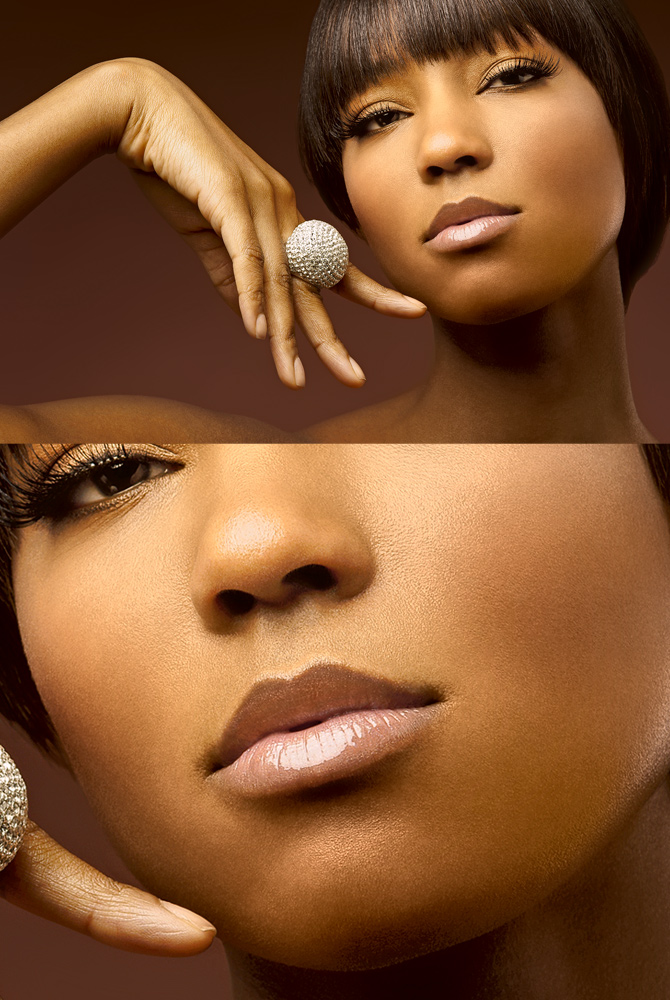 May 06, 2008 © Dan Santoso Beauty for Eliza Magazine