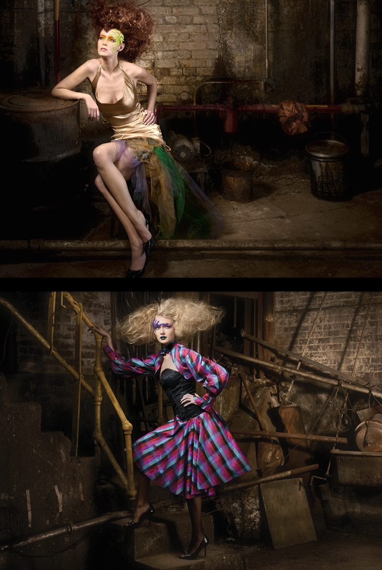 NYC May 06, 2008 © Dan Santoso Papusza Couture Clothing