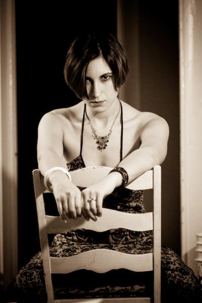 Female model photo shoot of Chris Romani by Ed Verosky in Austin, TX