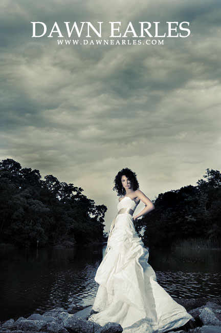 May 08, 2008 2008 Dawn Earles Bride in a storm