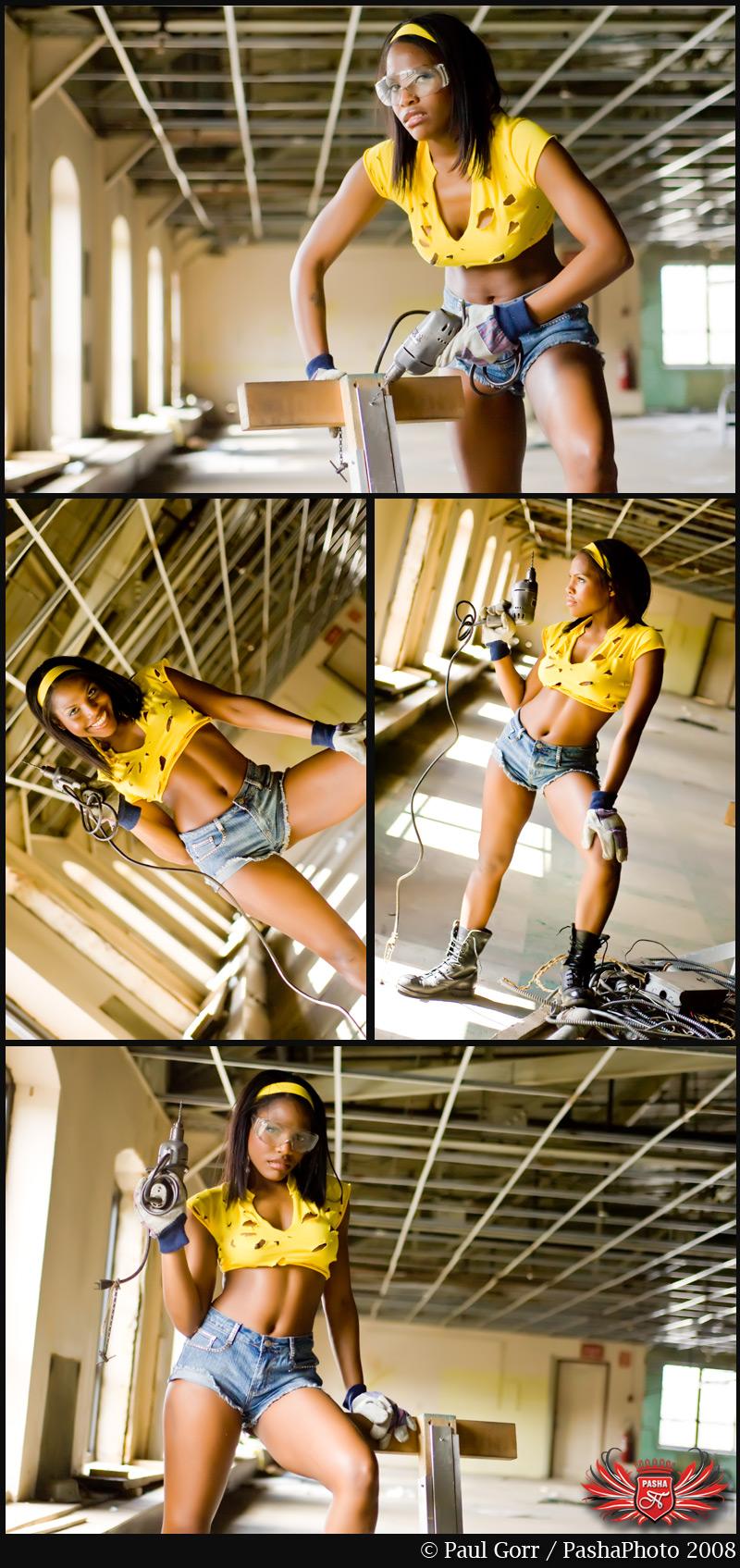 Studio 212 - Metuchen, NJ May 08, 2008 Paul Gorr - PashaPhoto 2008 Shinelle - Construction Set (Re-do)