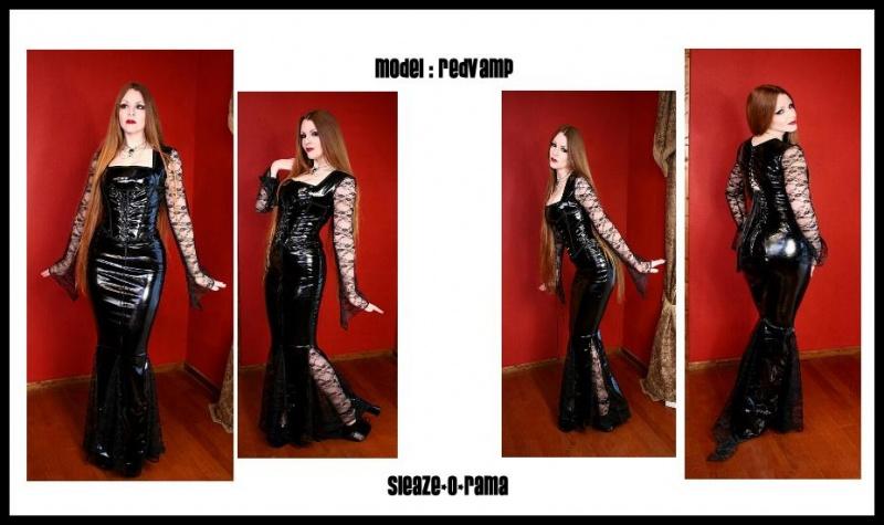 May 09, 2008 Madame Le Goth / Redvamp Creeping Death Dress