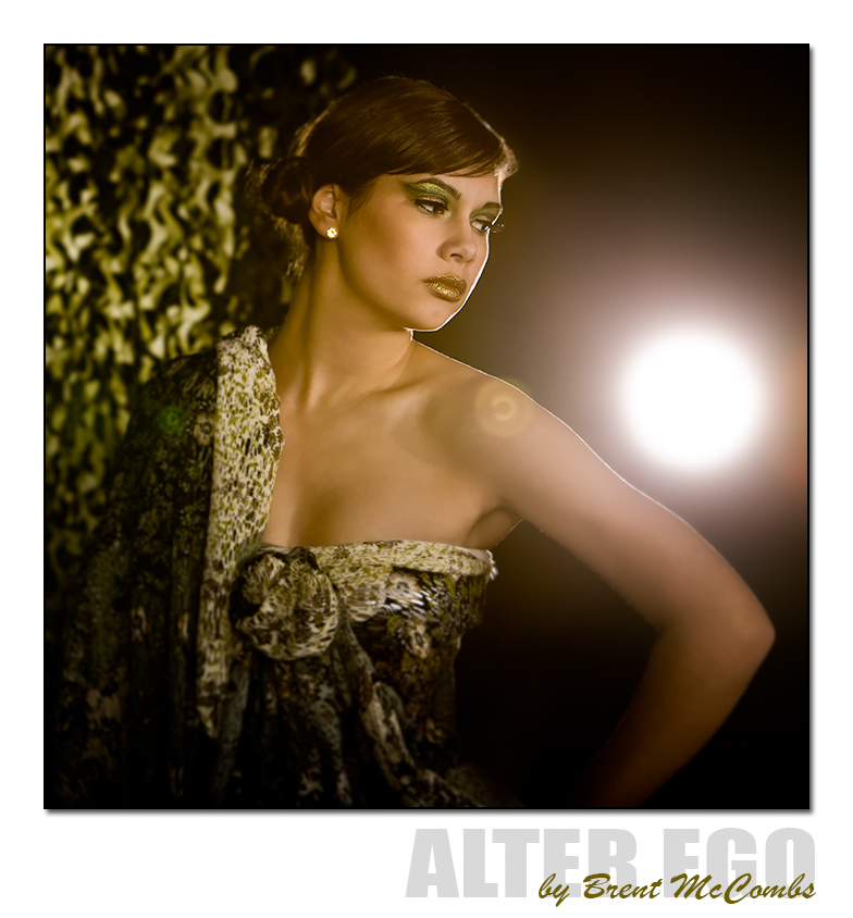 Female model photo shoot of marietta laan by AlterEgo of Halifax, hair styled by Mallory Glenn