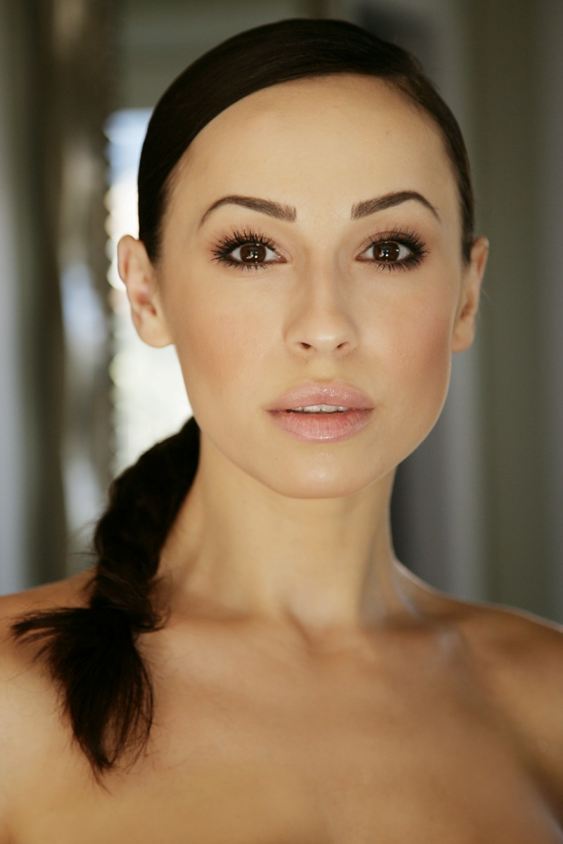 May 10, 2008 Makeup, Hair, Style - Natalia Muntean