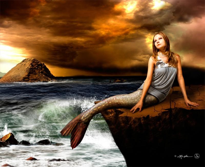 May 11, 2008 Ken Williams Mermaid