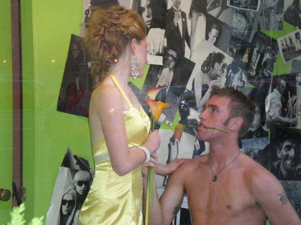 Male model photo shoot of Kris Fitzgerald in Wichita Kansas