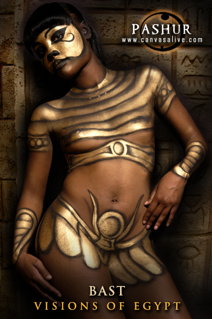 Jacksonville, FL May 11, 2008 Bast-Goddess of Dance and Fertility