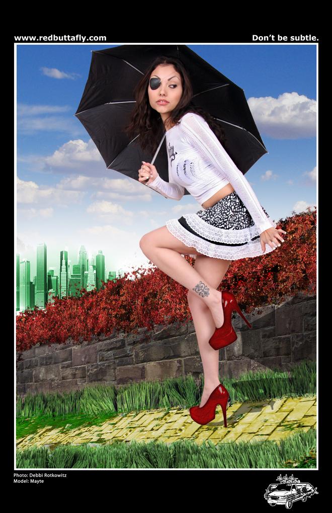 May 12, 2008 Model: Maria
