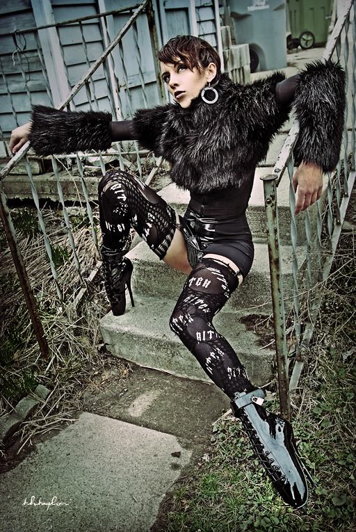 May 14, 2008 th taylor, mua/hair ty taylor, (hair is up.NOT cut!) clothing styling by me kerri taylor outdoor goth