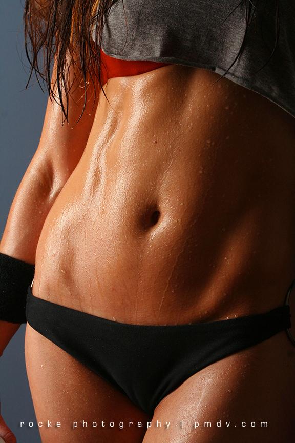 как убрать живот и бока упражнения