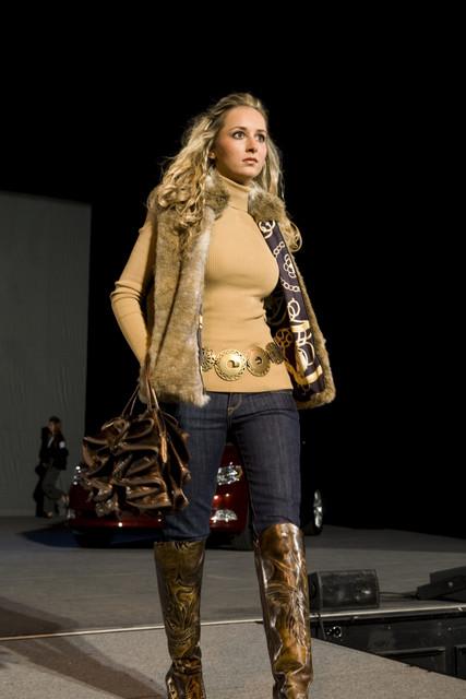 May 15, 2008 Lexus Fashion Show
