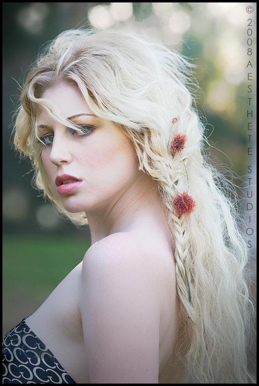 LA May 16, 2008 ©2008 - A E S T H E T E - S T U D I O S Asher// Styling by model, MU by Devin Joplin, hair by Princess Estocia