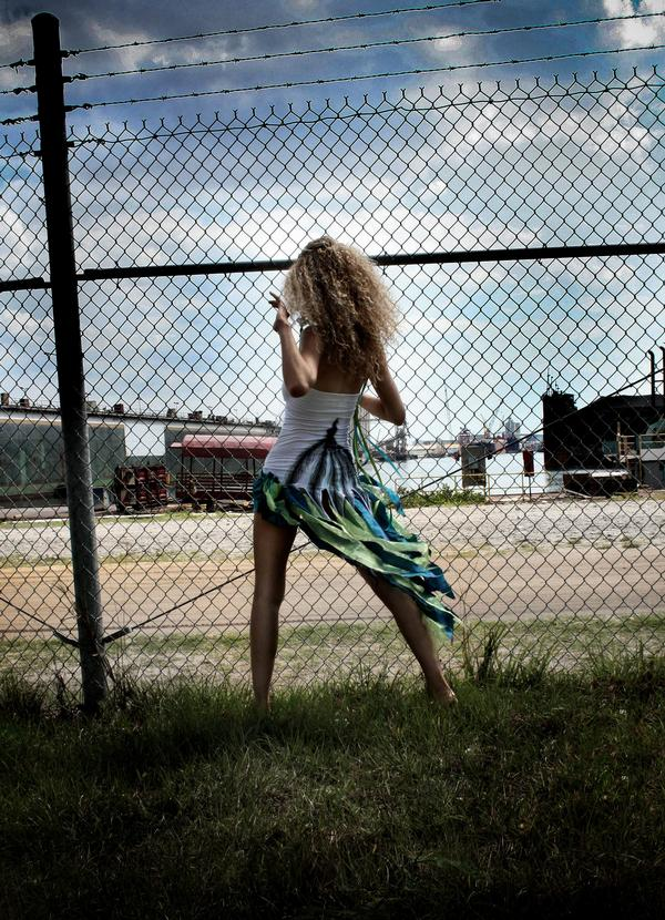 Female model photo shoot of Chuckie Brown by garyadrianrandall and Gary Adrian