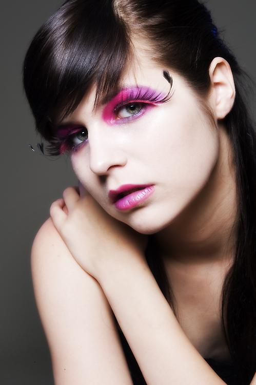 May 18, 2008 ©  2008 Donamari  (OMP showcase winner 2008) Makeup Forever / NARS Photoshoot