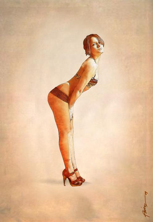 Female model photo shoot of Simply T by Eddy Torigoe