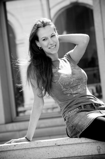 Female model photo shoot of Ashley Spizzo in D.C. Union Station