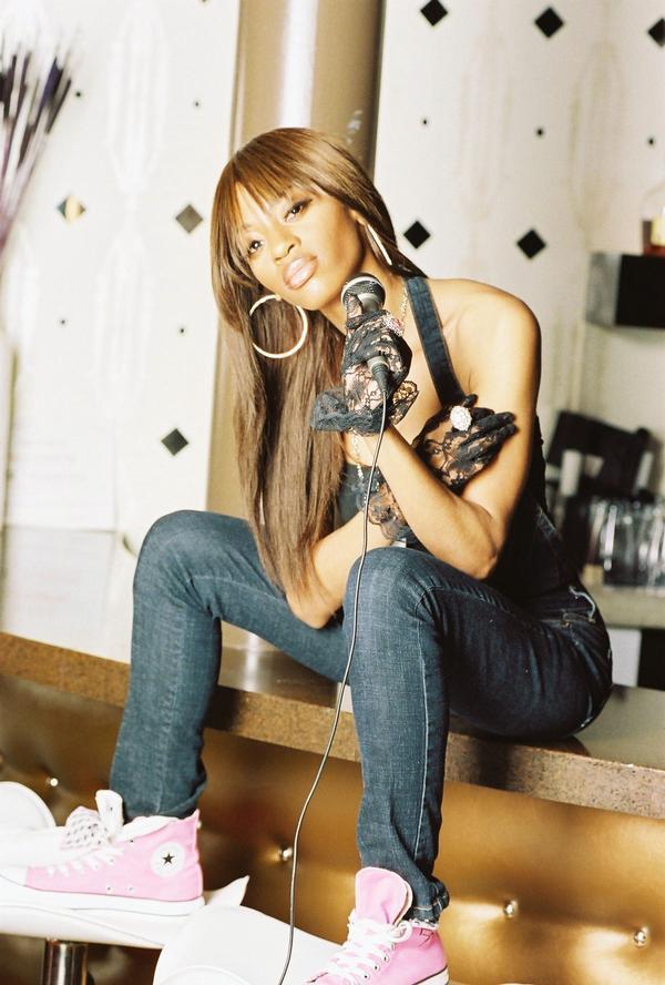 Female model photo shoot of Jade Greene by kevin stewart in Atlanta,GA, makeup by Keya