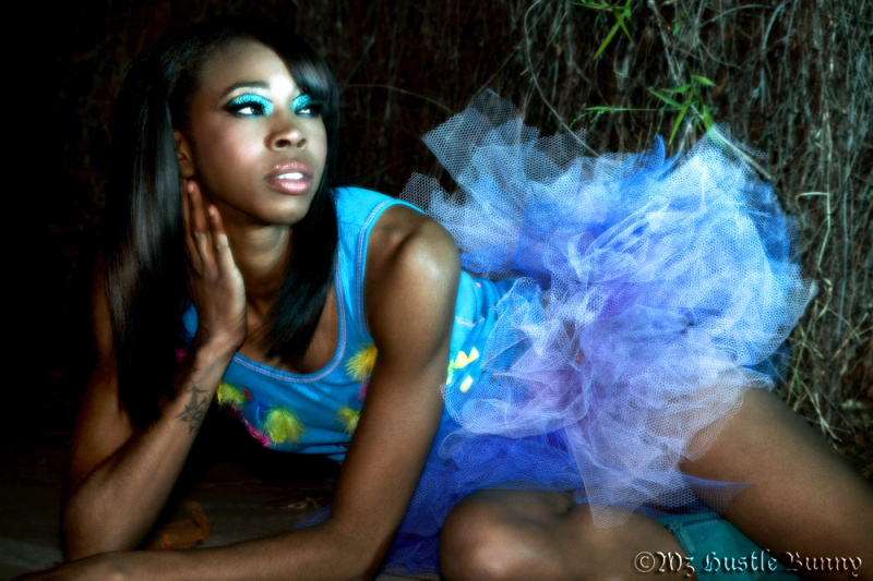 Male and Female model photo shoot of ALTER-EGO COUTURE and Empress Tafari
