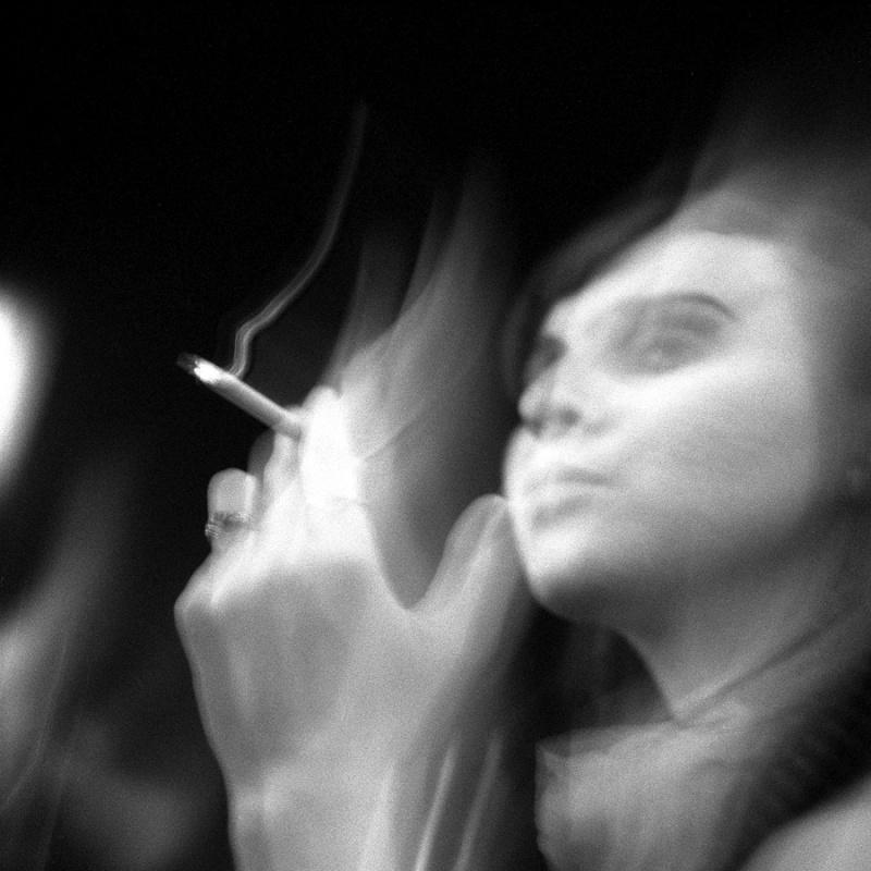 May 21, 2008 Marisa Redburn up in flames.