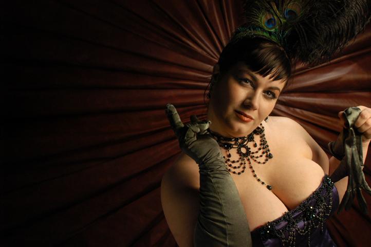 May 21, 2008 Mike Pecci Burlesque - Boston Phoenix Cover