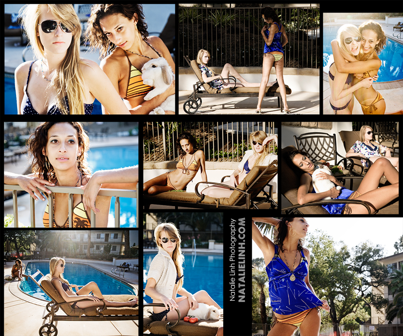 SB May 22, 2008 Natalie Linh the lovely amanda pearl and megan modeled as well :)