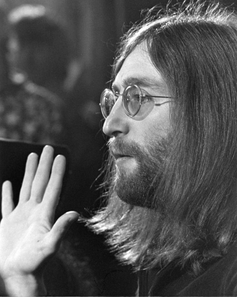 Toronto May 22, 2008 Murray Bray Photography John Lennon 1969