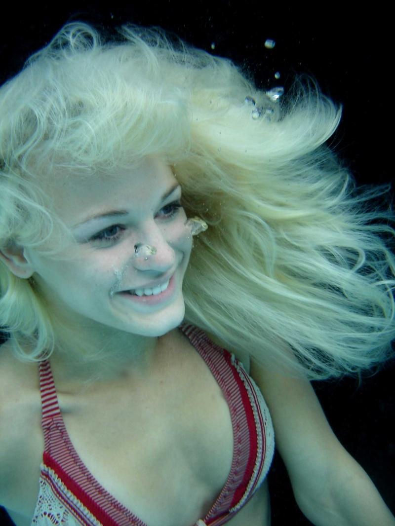 Lakeland, Florida May 22, 2008 MMP Studio, Marc/Tina Walton Kathi Underwater