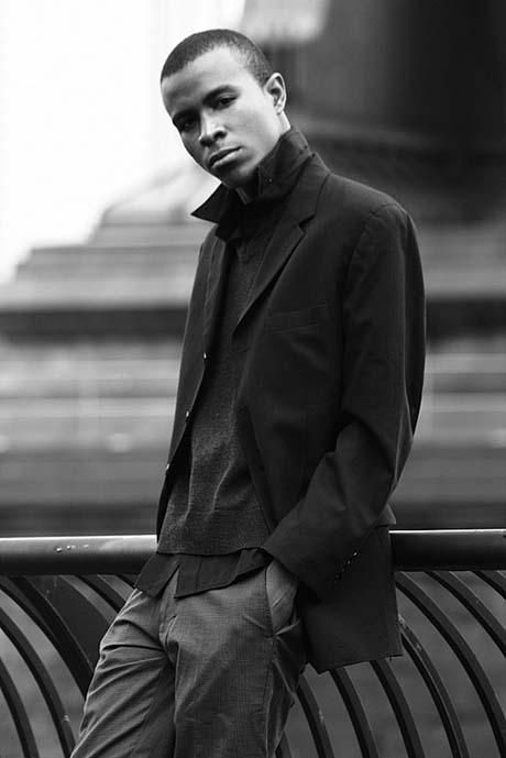 Male model photo shoot of Mc L by Pineapple Ice Cream in Brooklyn bridge