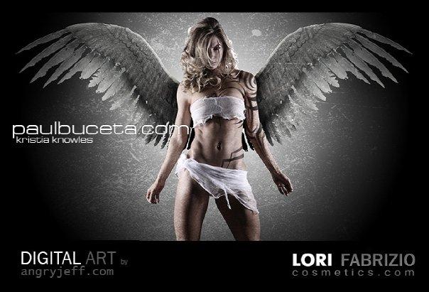 May 23, 2008 Kristia Knowles - Dark Angel