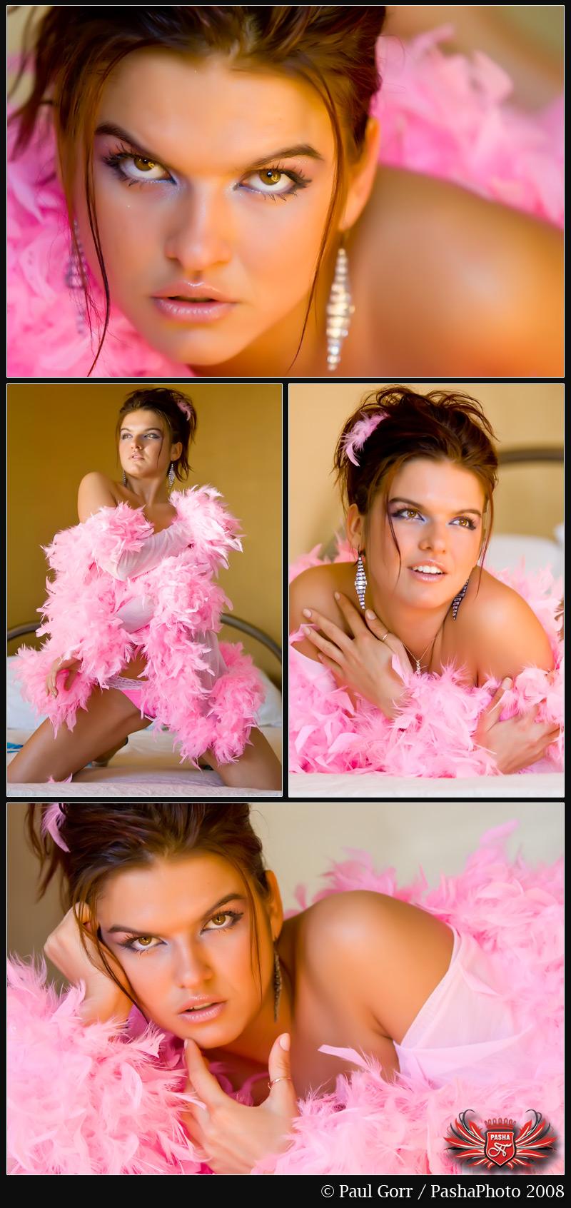 Metuchen, NJ May 23, 2008 Paul Gorr - PashaPhoto 2008 Lana - Pink