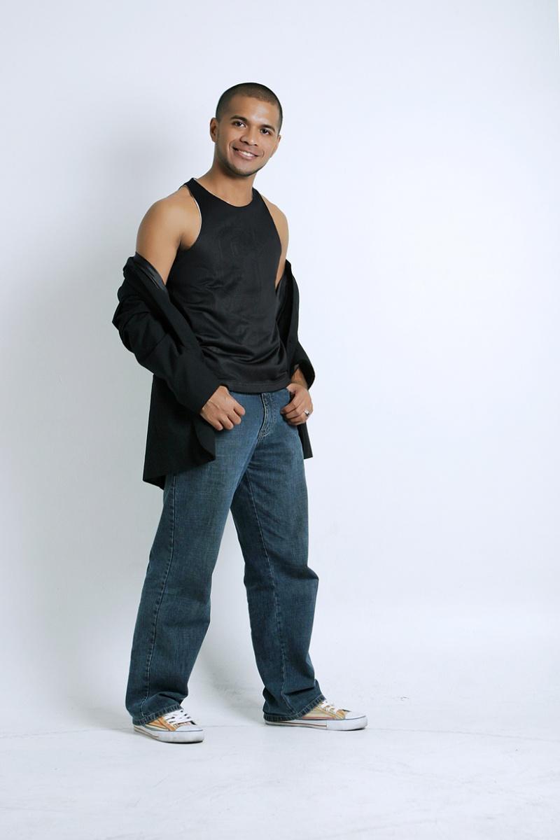 Male model photo shoot of -ARt- in GLOSS