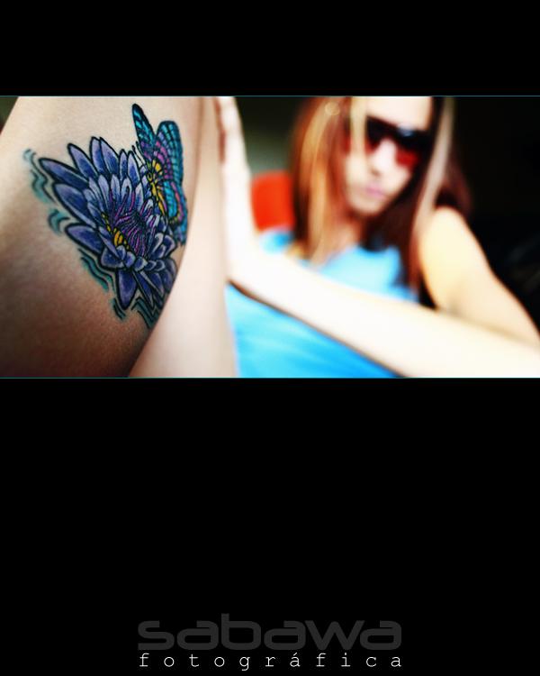 May 25, 2008 New tattoo