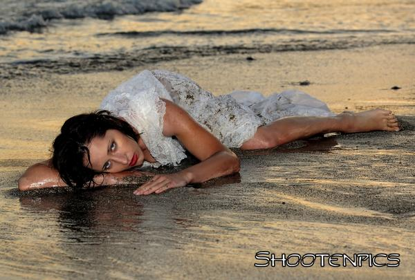 Female model photo shoot of Jezyka Elizabeth by REVOLVER6PHOTOGRAPHY in Shelter Cove, Pismo CA