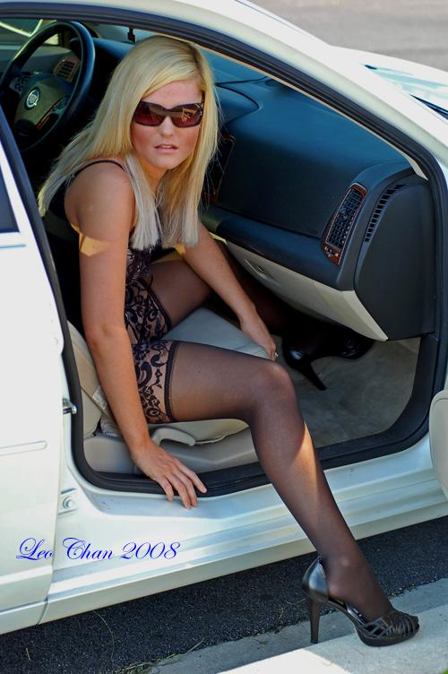 in my Cadillac cts May 28, 2008 leo chan