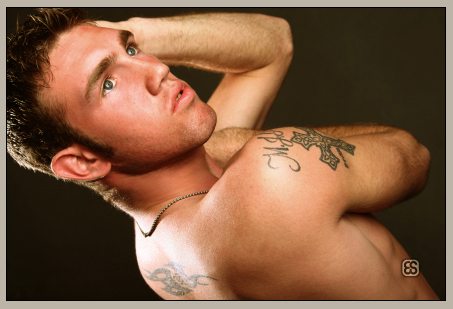 Male model photo shoot of Kris Fitzgerald in Wichita