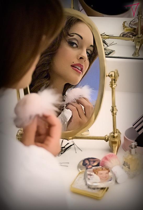 May 29, 2008 Red Triangle Model Ashley V. MUA/Hair by Tara Ward