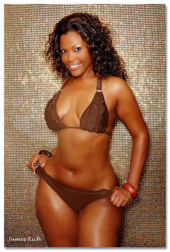 Female model photo shoot of Tamara Charae by James Rich  FBM in Atlanta, GA