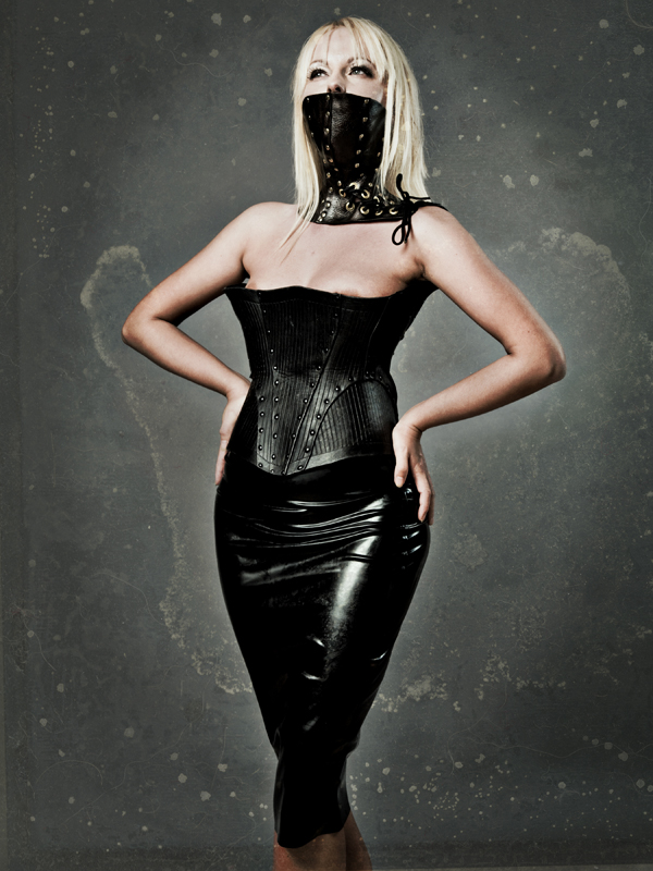London Jun 01, 2008 Allan Amato - Venus Wept Outfit: Corsets by Antiseptic Fashion, Latex skirt by Fraulein Ehrhardt