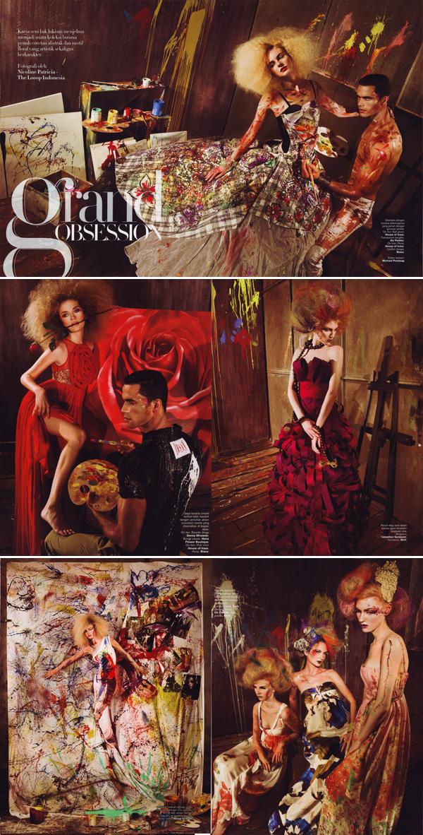 Jun 02, 2008 nicolinepatricia.com Harpers Bazaar June 2008