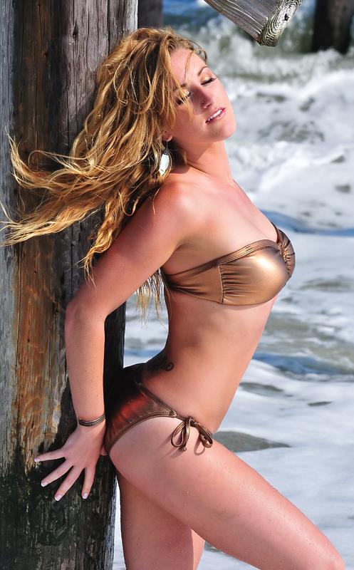 Holden Beach, NC Jun 02, 2008 Tom Winstead Photography Golden Beach Goddess