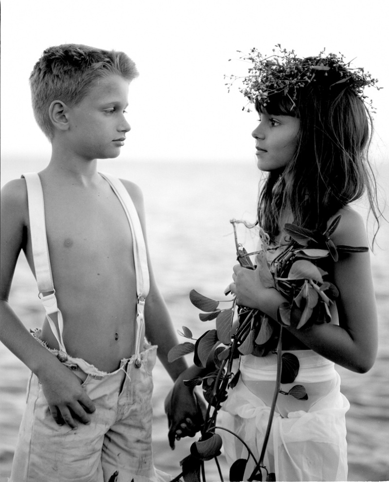 Jun 03, 2008 © 2003 Brad Stevens Photography Lord of the Flies Story ... Victoria Justice & Joseph Richards