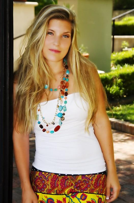 Female model photo shoot of Candra Bradley in Las Colinas