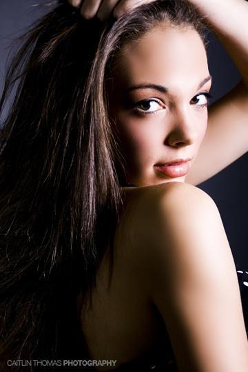 Female model photo shoot of Bethany Caruso by Caitlin Thomas in Studio