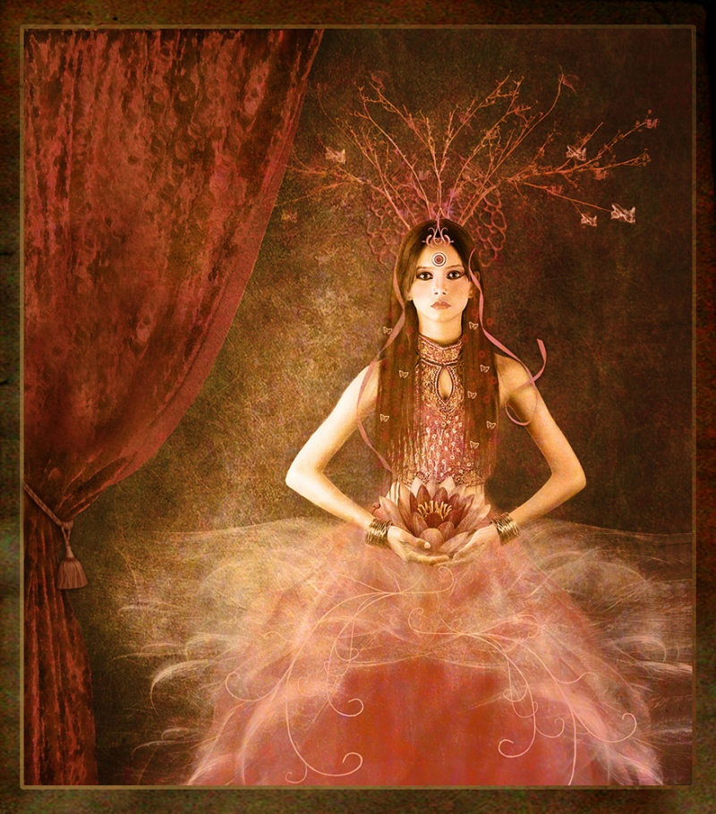 Jun 05, 2008 Portrait of a Goddess