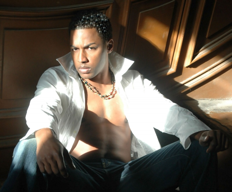 Male model photo shoot of Beaux Victor in Brooklyn, NY