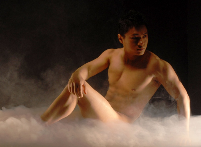 Male model photo shoot of Sean Liu by Lord-ent