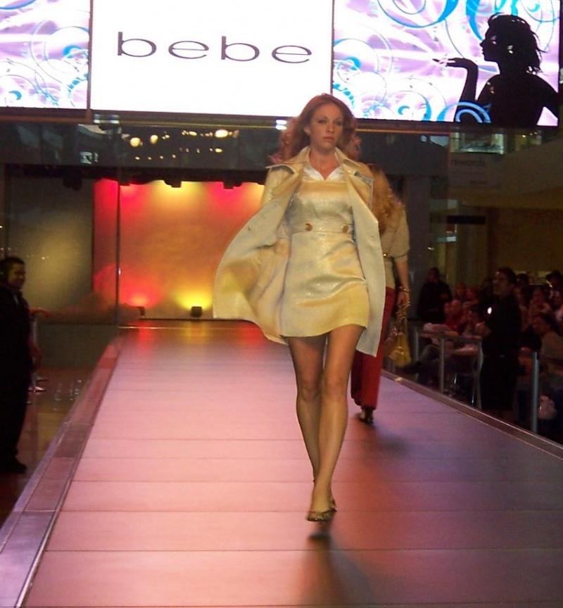 Jun 06, 2008 Bebe runway show